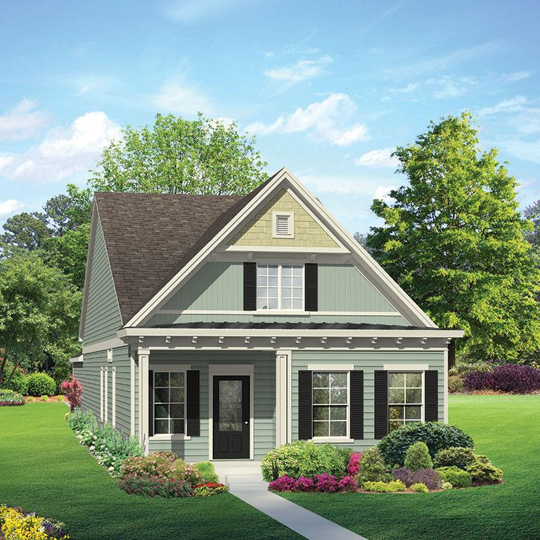 Exterior featured in the Chatham By ExperienceOne Homes, LLC in Raleigh-Durham-Chapel Hill, NC