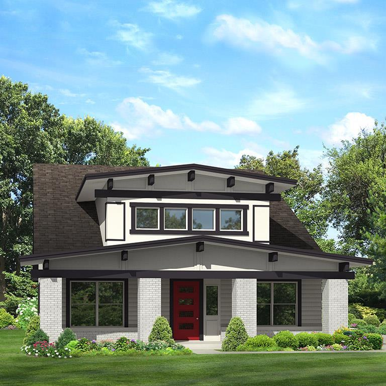 Exterior featured in the Talmadge By ExperienceOne Homes, LLC in Raleigh-Durham-Chapel Hill, NC