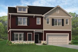 The Gaston - Elizabeth Springs: Rolesville, North Carolina - ExperienceOne Homes, LLC