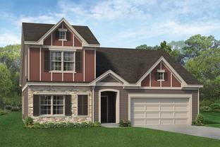 The Gaston - Elizabeth Springs: Wake Forest, North Carolina - ExperienceOne Homes, LLC