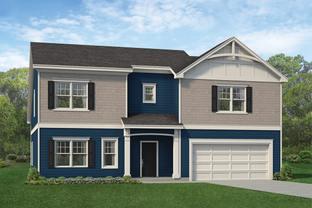 The Norman - Elizabeth Springs: Apex, North Carolina - ExperienceOne Homes, LLC