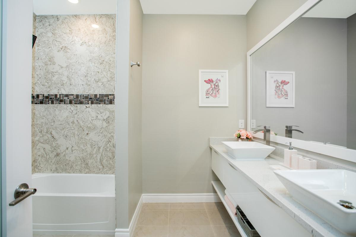 Bathroom featured in The Chicago By FID Capital Group in Lakeland-Winter Haven, FL
