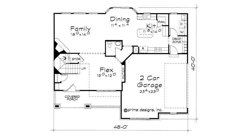 Harrison Home Plan By Faber Builders In Queens Park