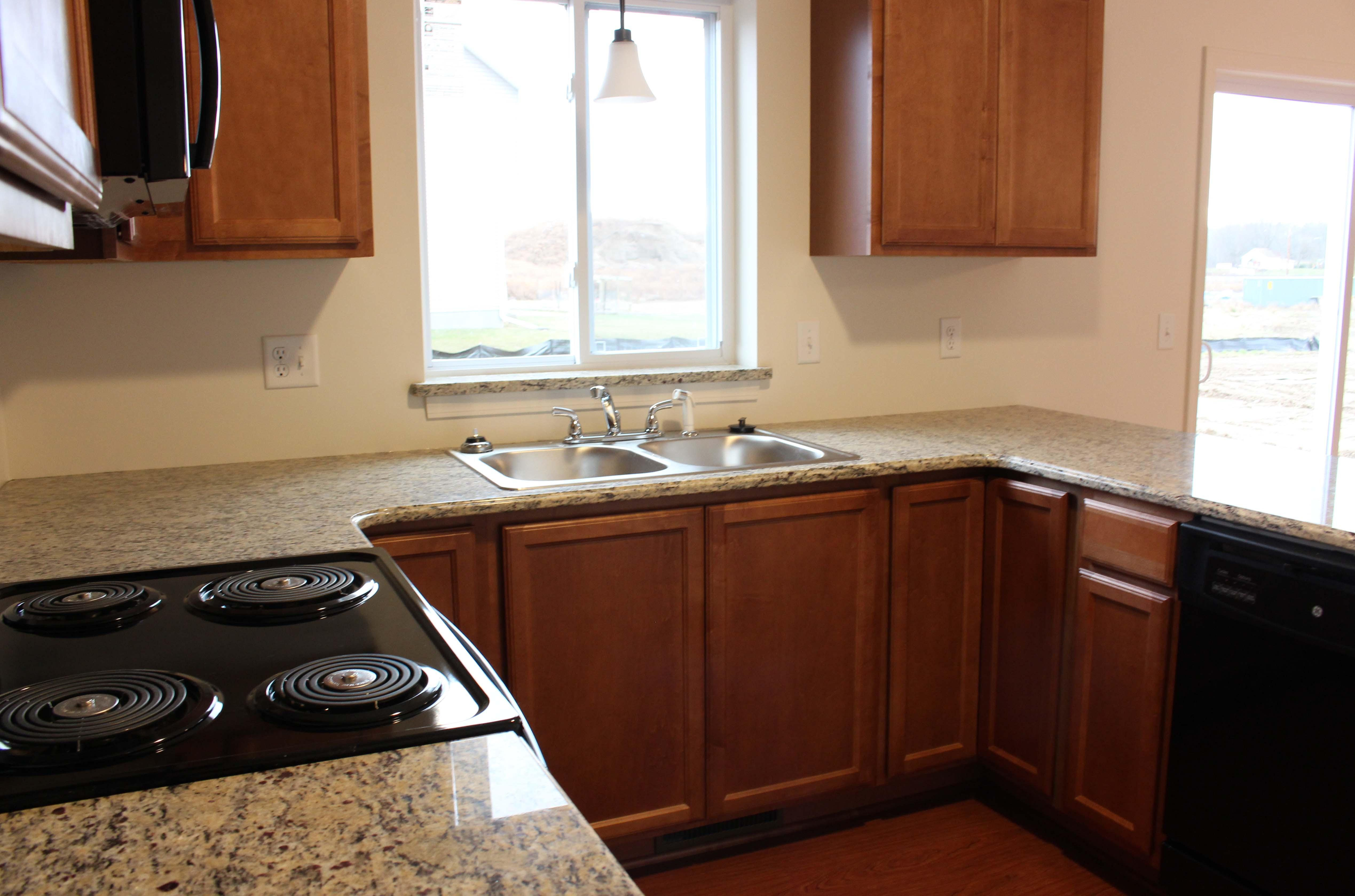 Kitchen featured in the Rose Hollow By Faber Builders in Rochester, NY