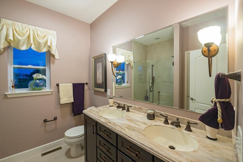 Bathroom featured in the Ranch - Trenton By Faber Builders in Rochester, NY
