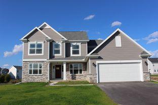 Gerard - Rose Hill Estates: Churchville, New York - Faber Builders