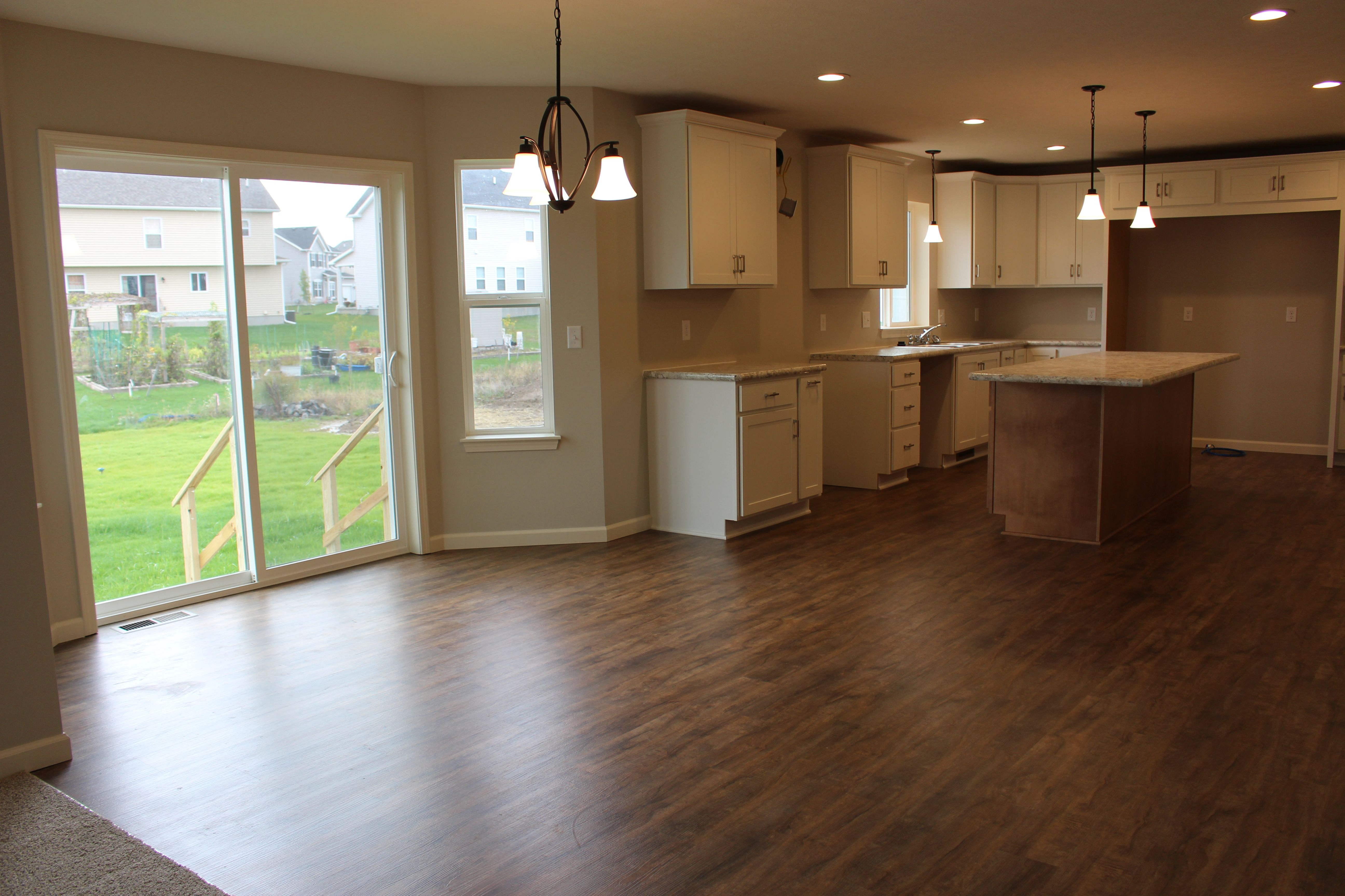 Kitchen featured in the Gerard By Faber Builders in Rochester, NY