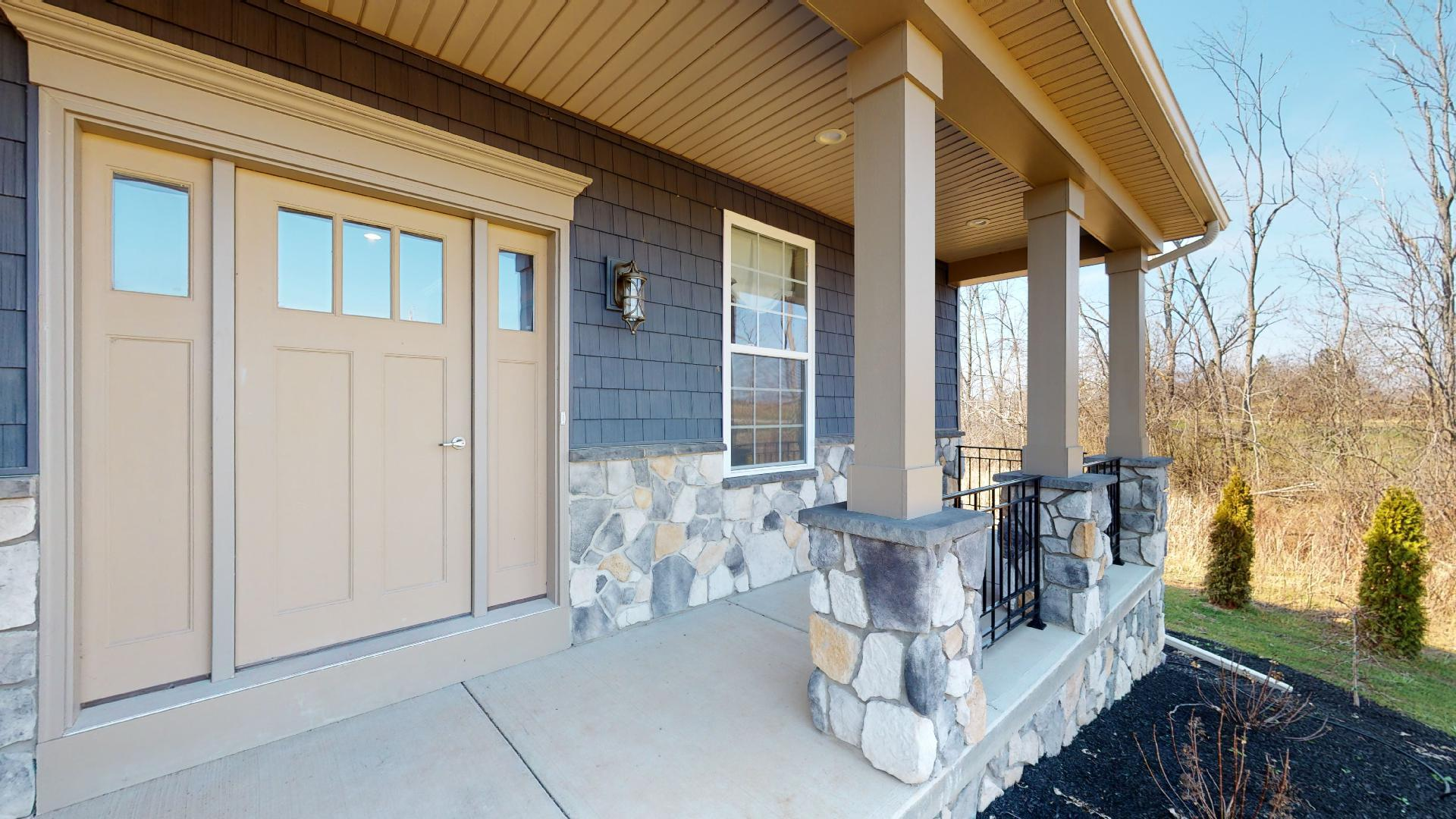Exterior featured in the Clarion By Faber Builders in Rochester, NY