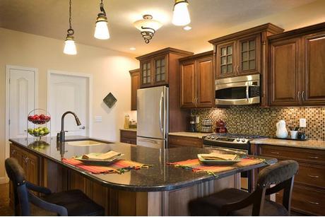 Kitchen-in-Ranch- Trenton-at-Queens Park-in-West Henrietta