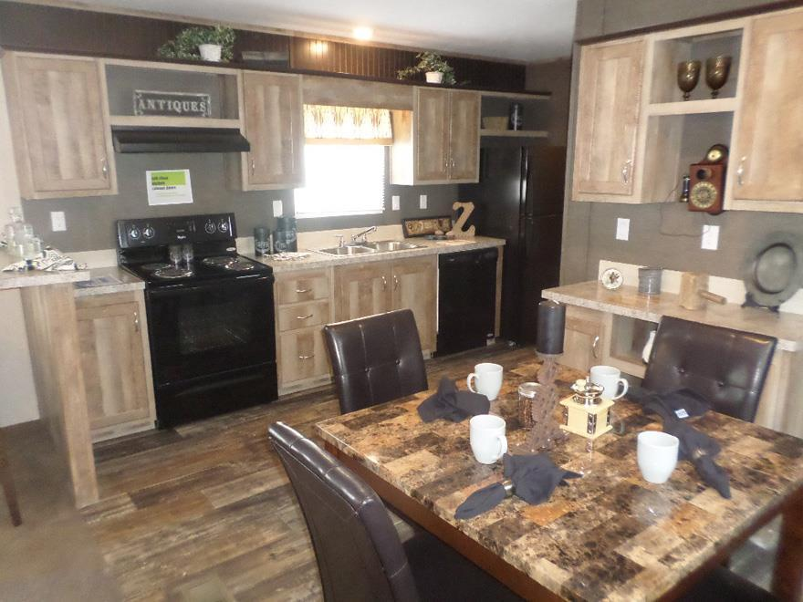 Kitchen featured in The Sand Springs By Factory Expo in San Antonio, TX