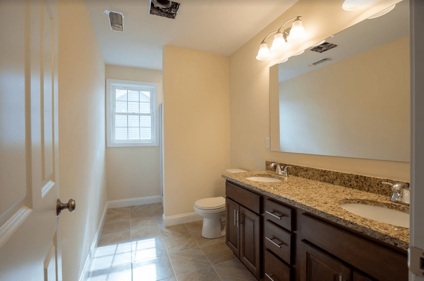 Bathroom featured in the Karen Rose By Fafard Real Estate in Worcester, MA