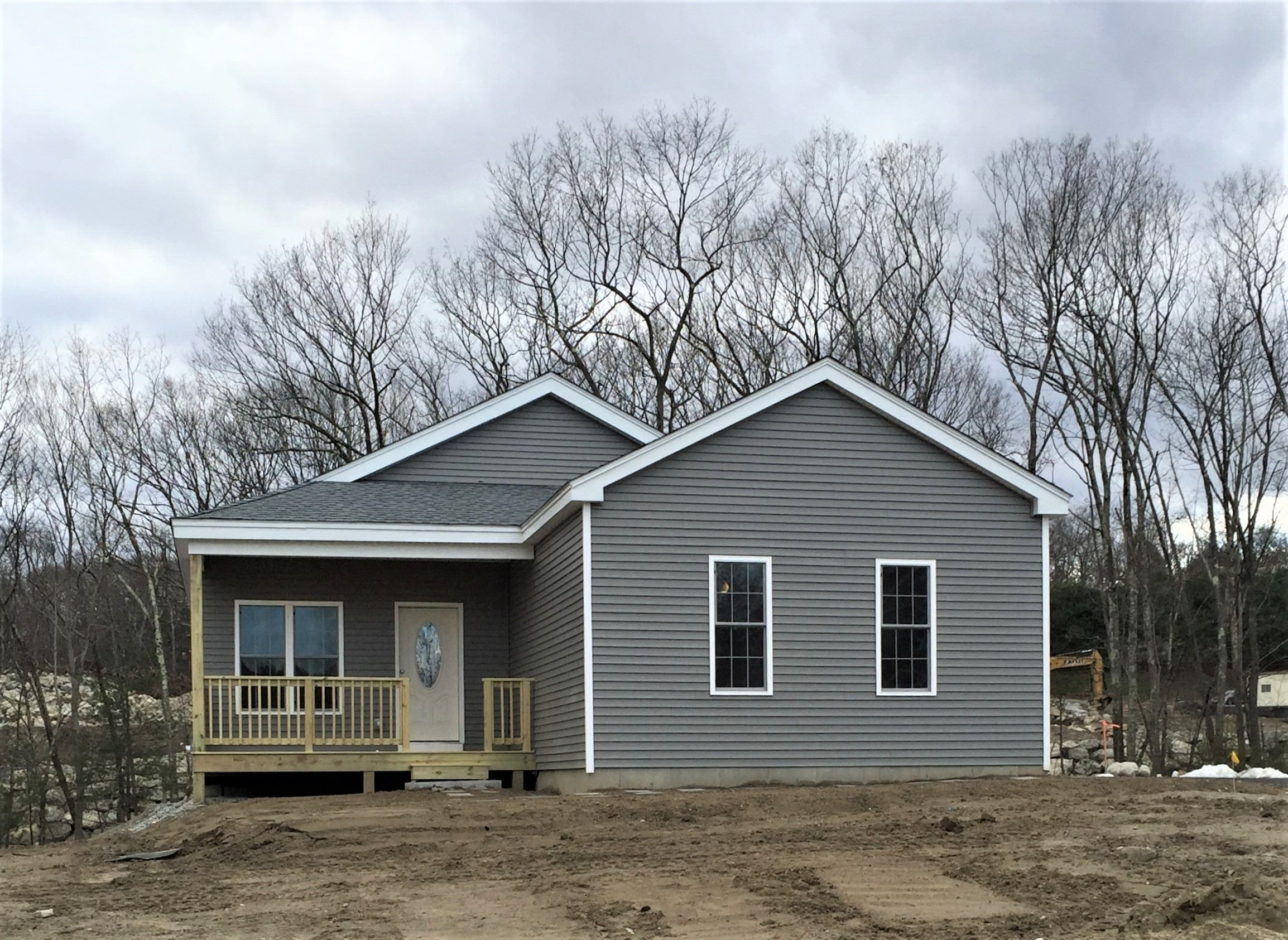 Exterior featured in The Ranch Std By Fafard Real Estate in Worcester, MA