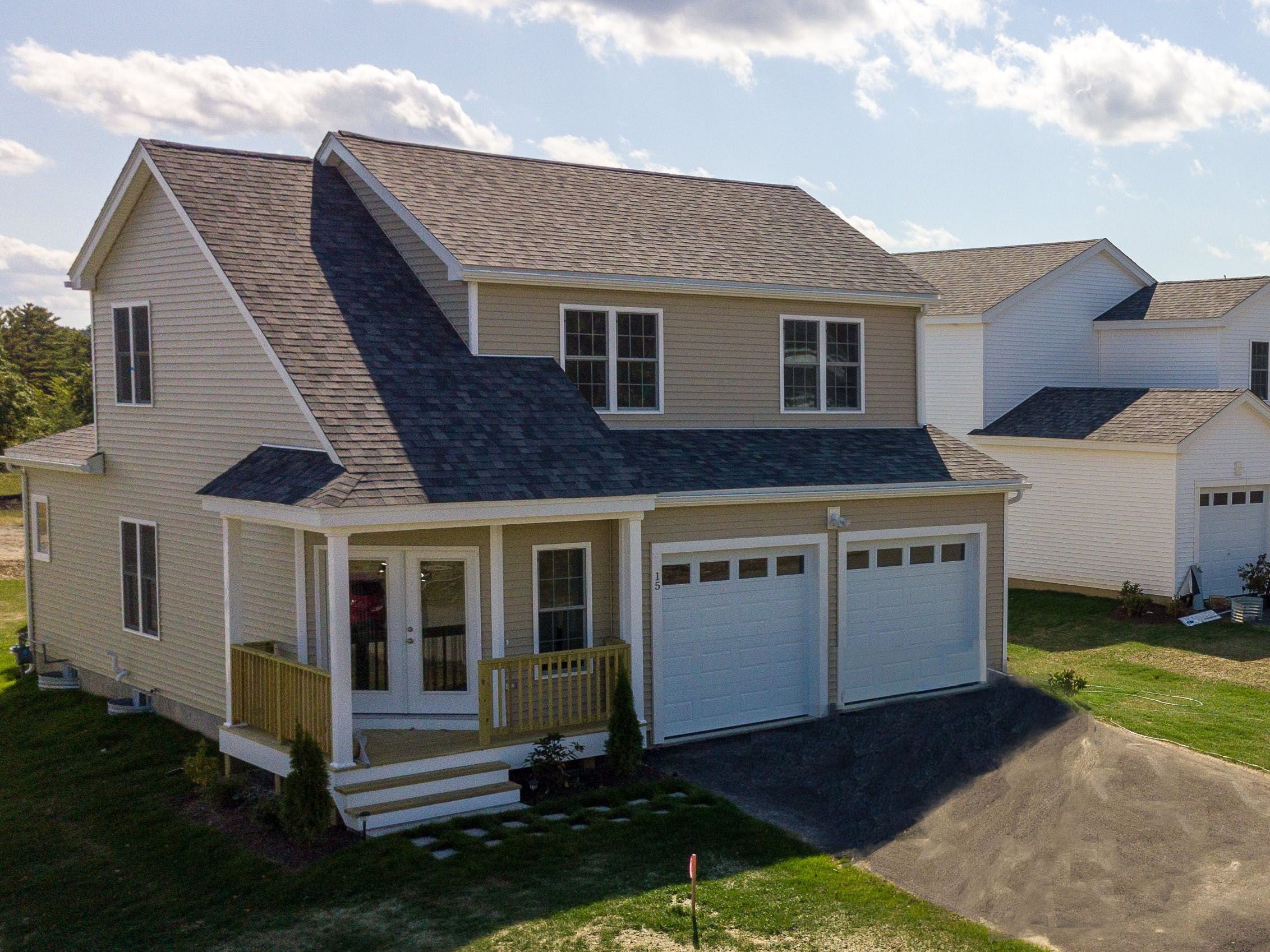 Exterior featured in the Karen Rose By Fafard Real Estate in Worcester, MA
