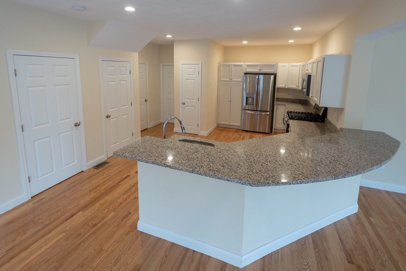 Kitchen featured in The Duchess Plus By Fafard Real Estate in Worcester, MA