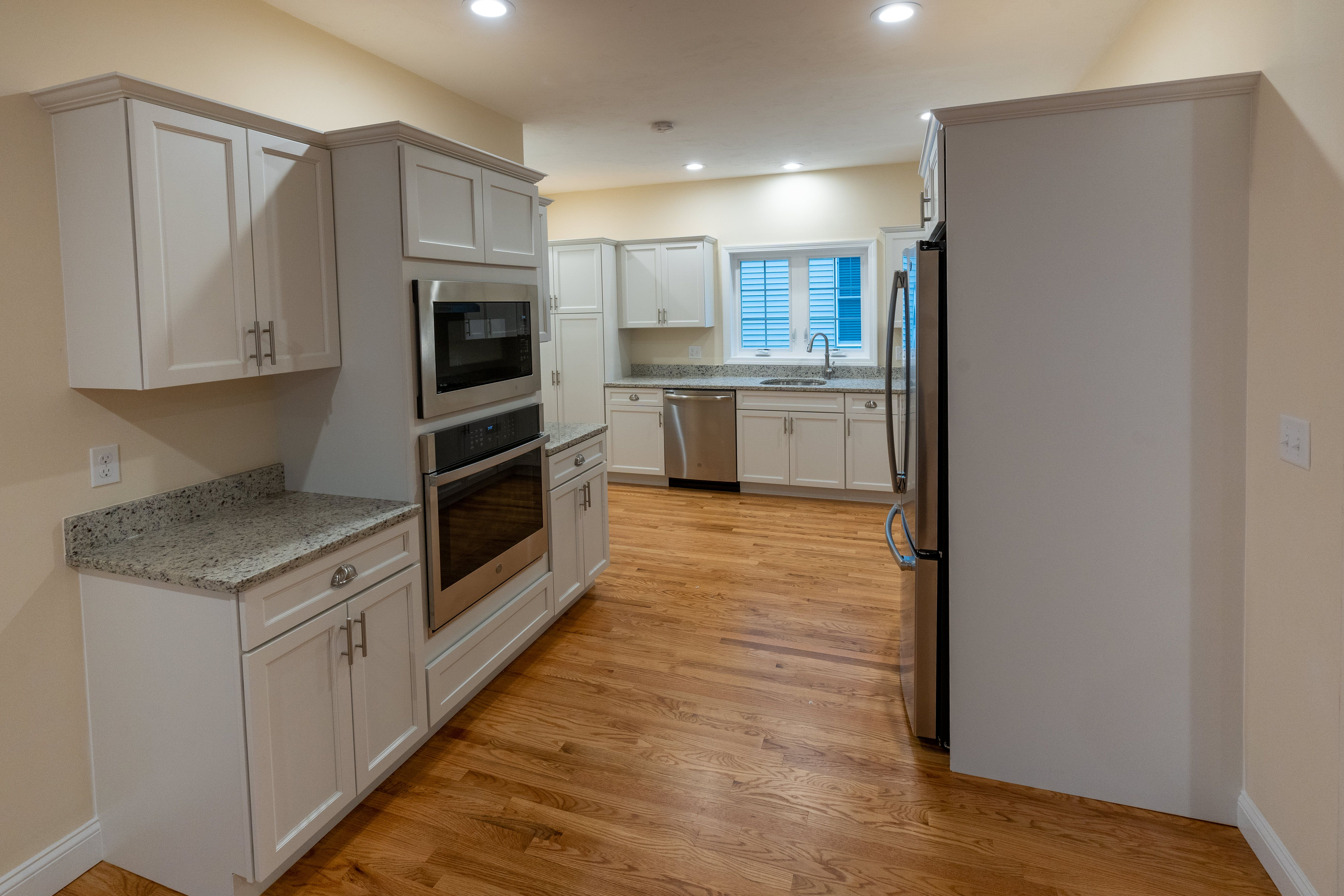 Kitchen featured in The Ranch Standard By Fafard Real Estate in Worcester, MA