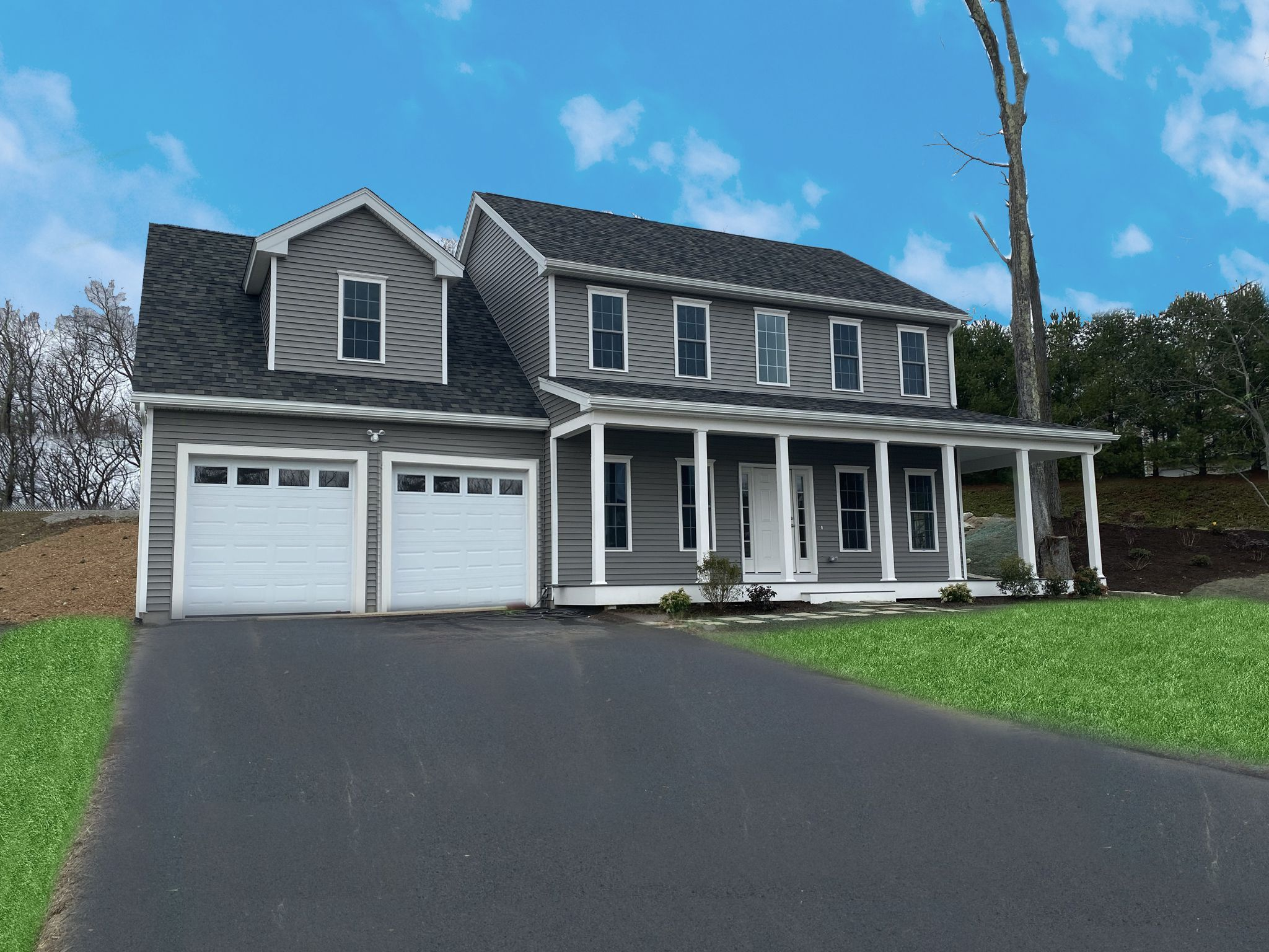 Exterior featured in The Millennium Villager By Fafard Real Estate in Worcester, MA