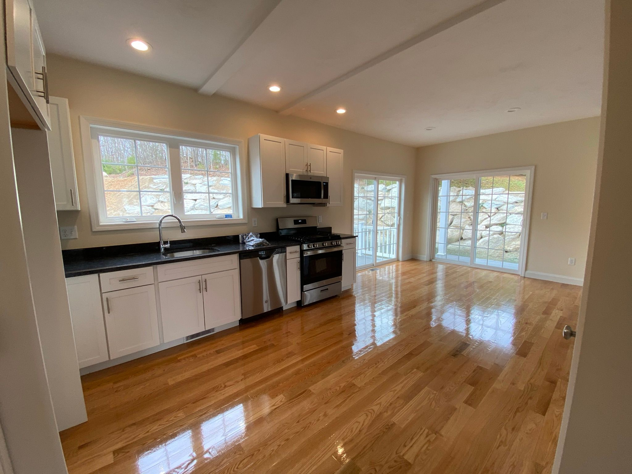 Kitchen featured in The Millennium Villager By Fafard Real Estate in Worcester, MA