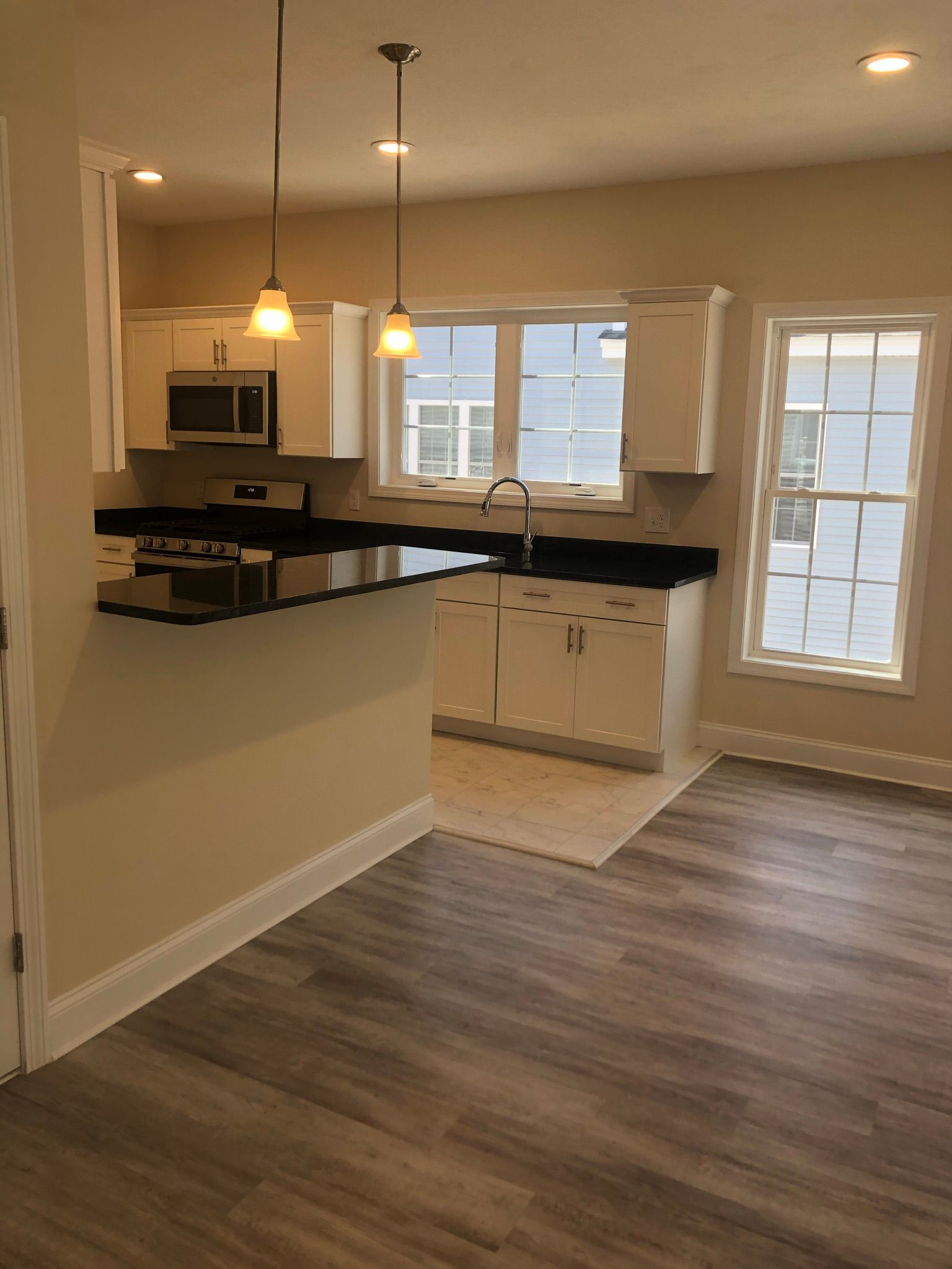 Kitchen featured in The Villagio By Fafard Real Estate in Worcester, MA
