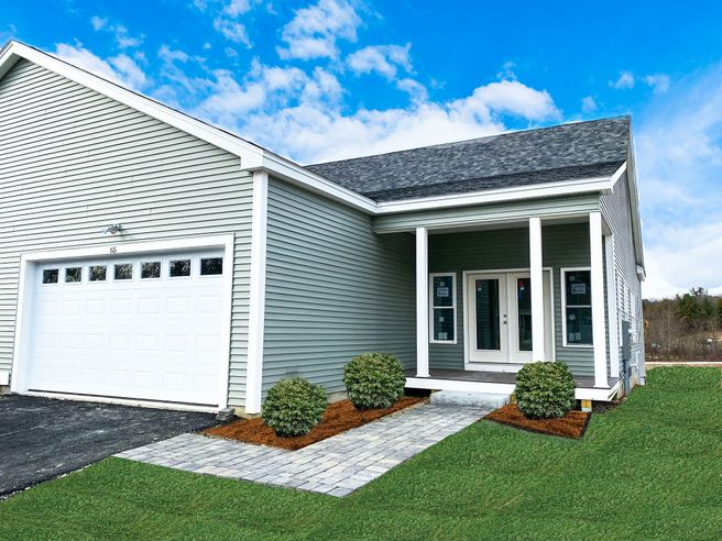Robert Frost Twin Townhouse