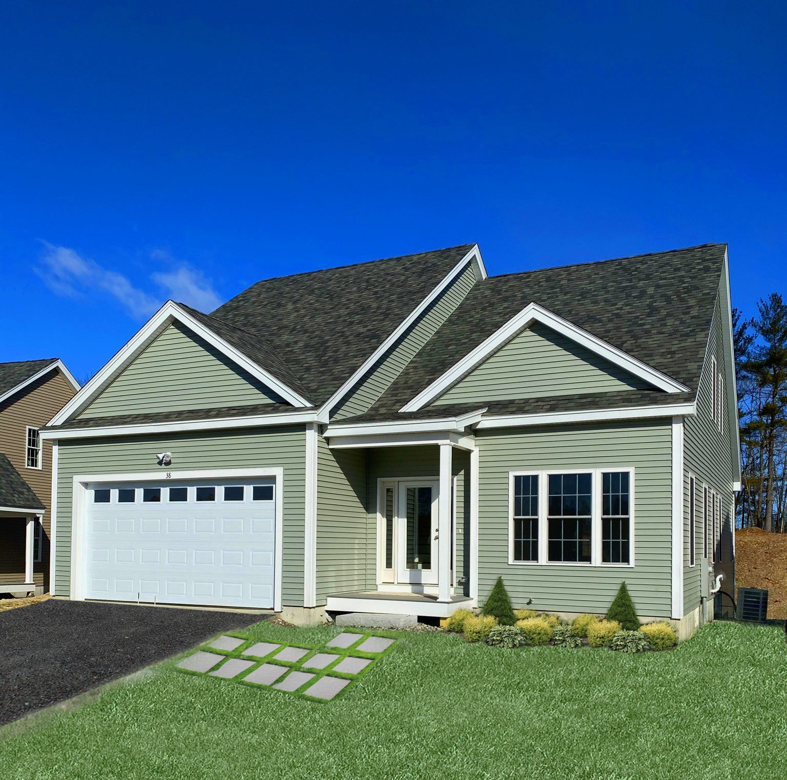 Exterior featured in The Duchess Plus By Fafard Real Estate in Worcester, MA