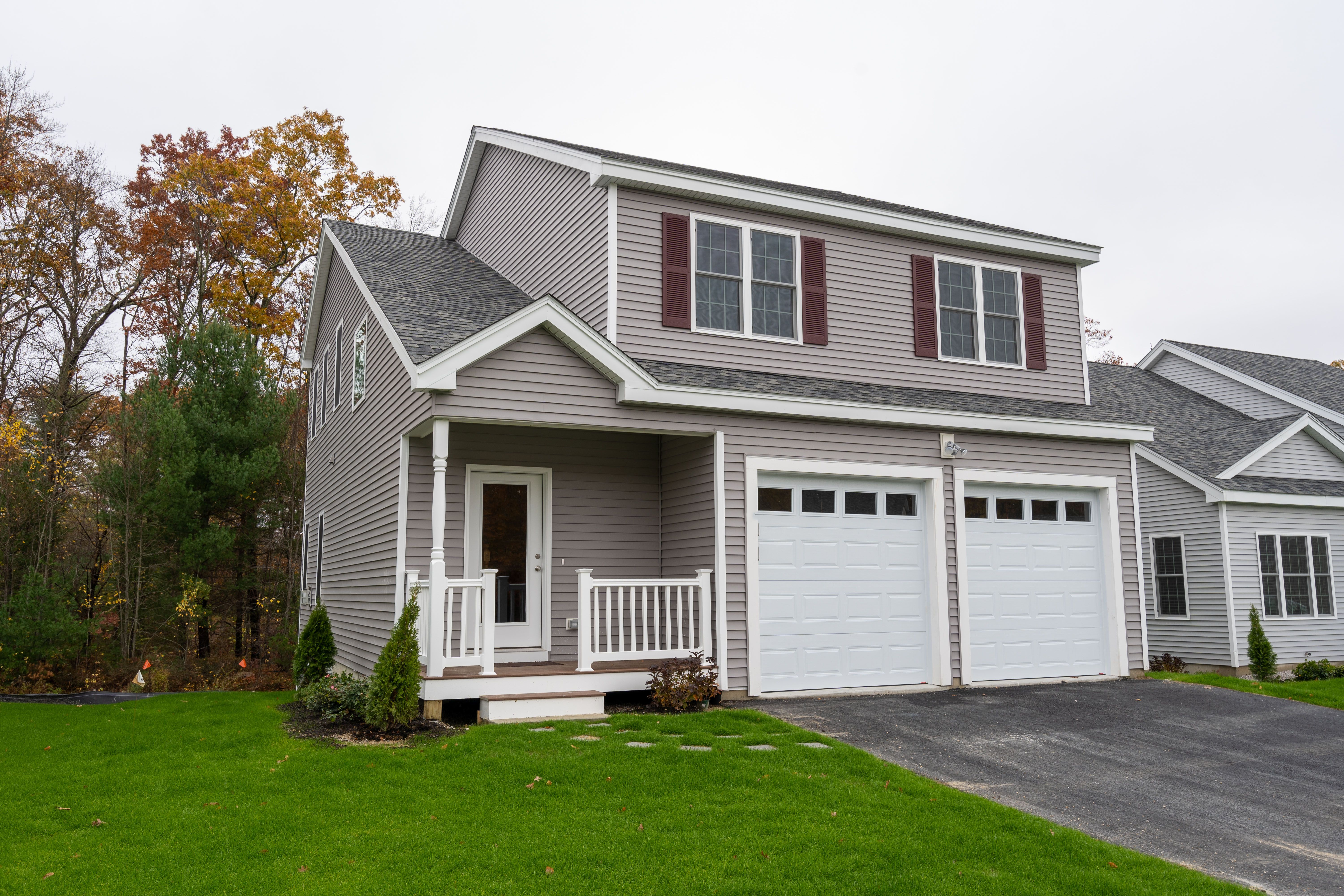 Exterior featured in The Birches By Fafard Real Estate in Worcester, MA