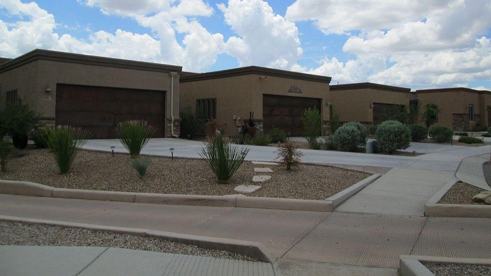 Villas At Canoa Ranch In Green Valley Az By Fairfield Homes