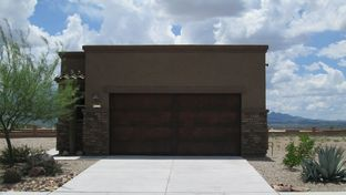Sierrita - Villas at Canoa Ranch: Green Valley, Arizona - Fairfield Homes