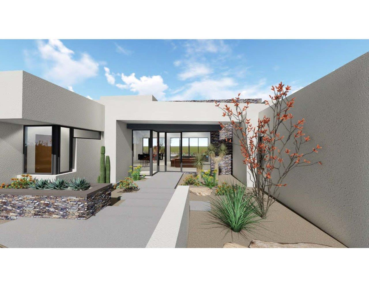 Exterior featured in the 2873 By Fairfield Homes in Tucson, AZ