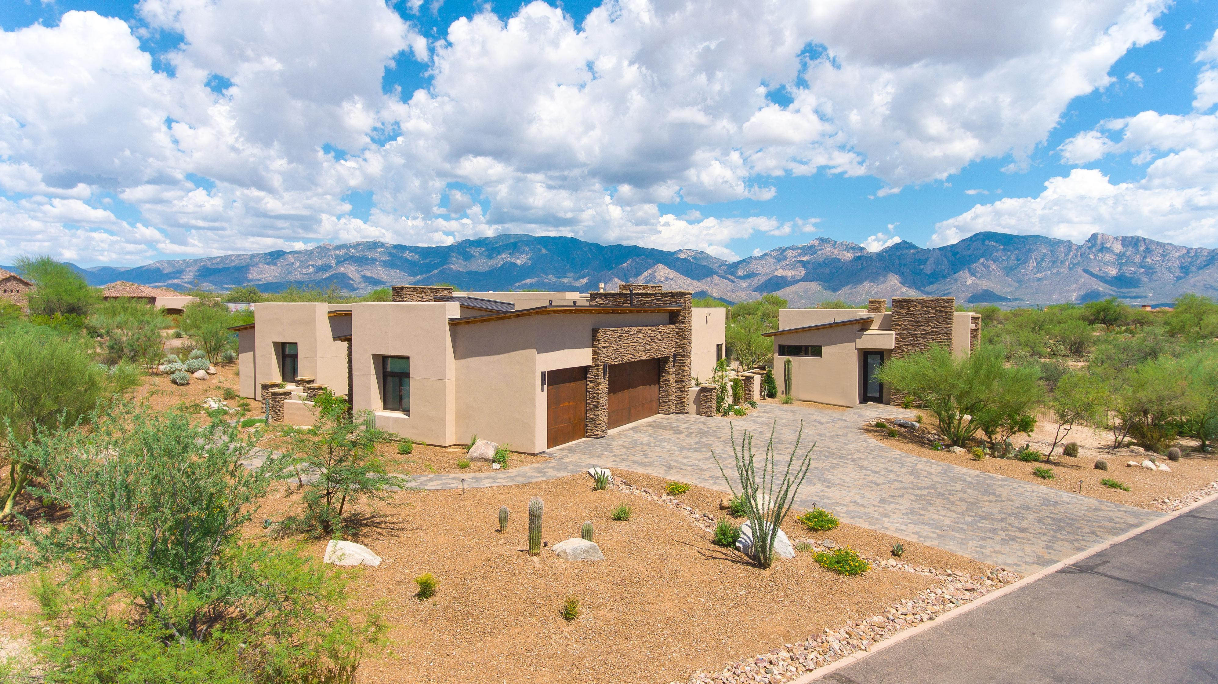 Exterior featured in the Catalina - 2,635sqft By Fairfield Homes in Tucson, AZ