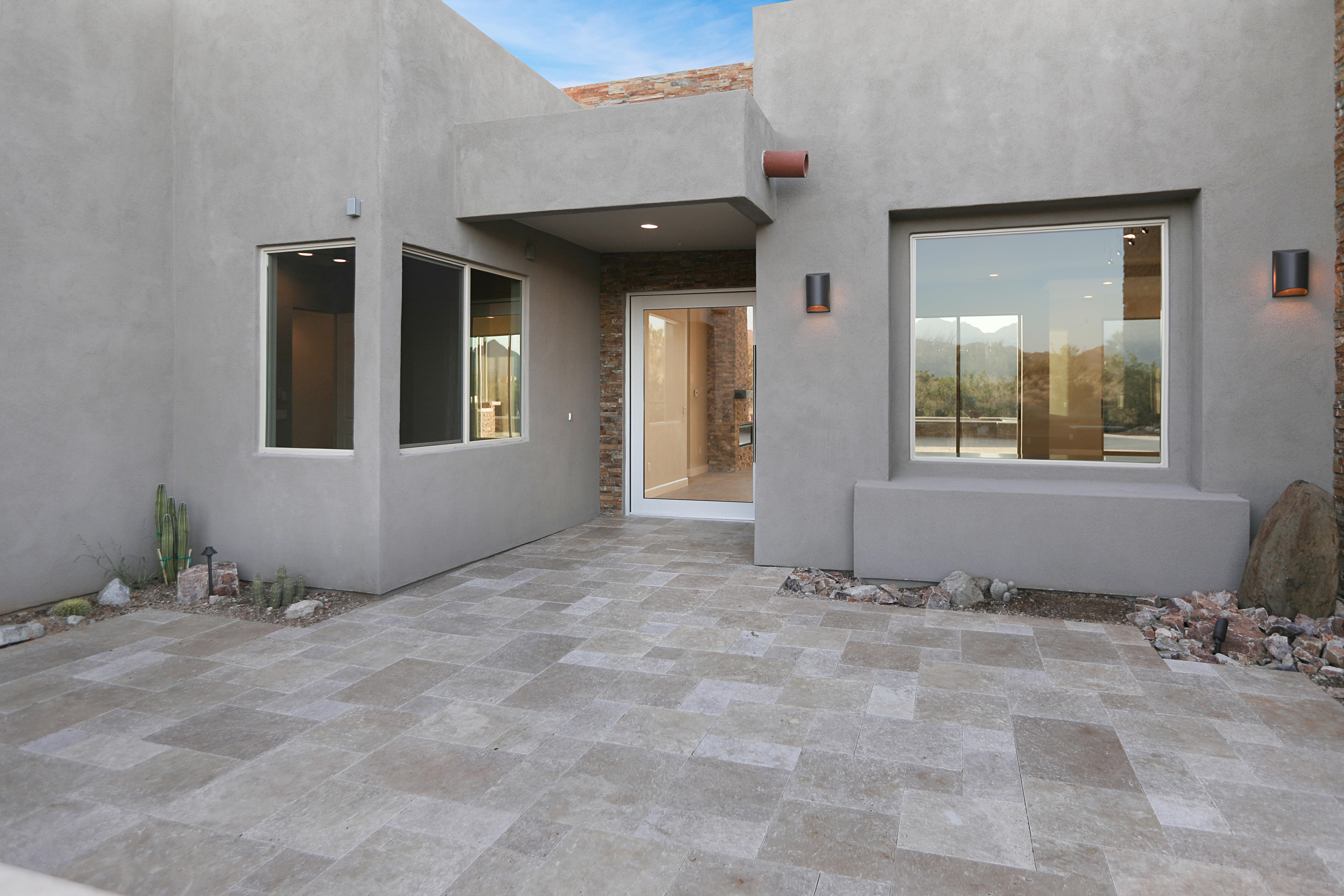 Exterior featured in the Rincon - 3,000sqft By Fairfield Homes in Tucson, AZ