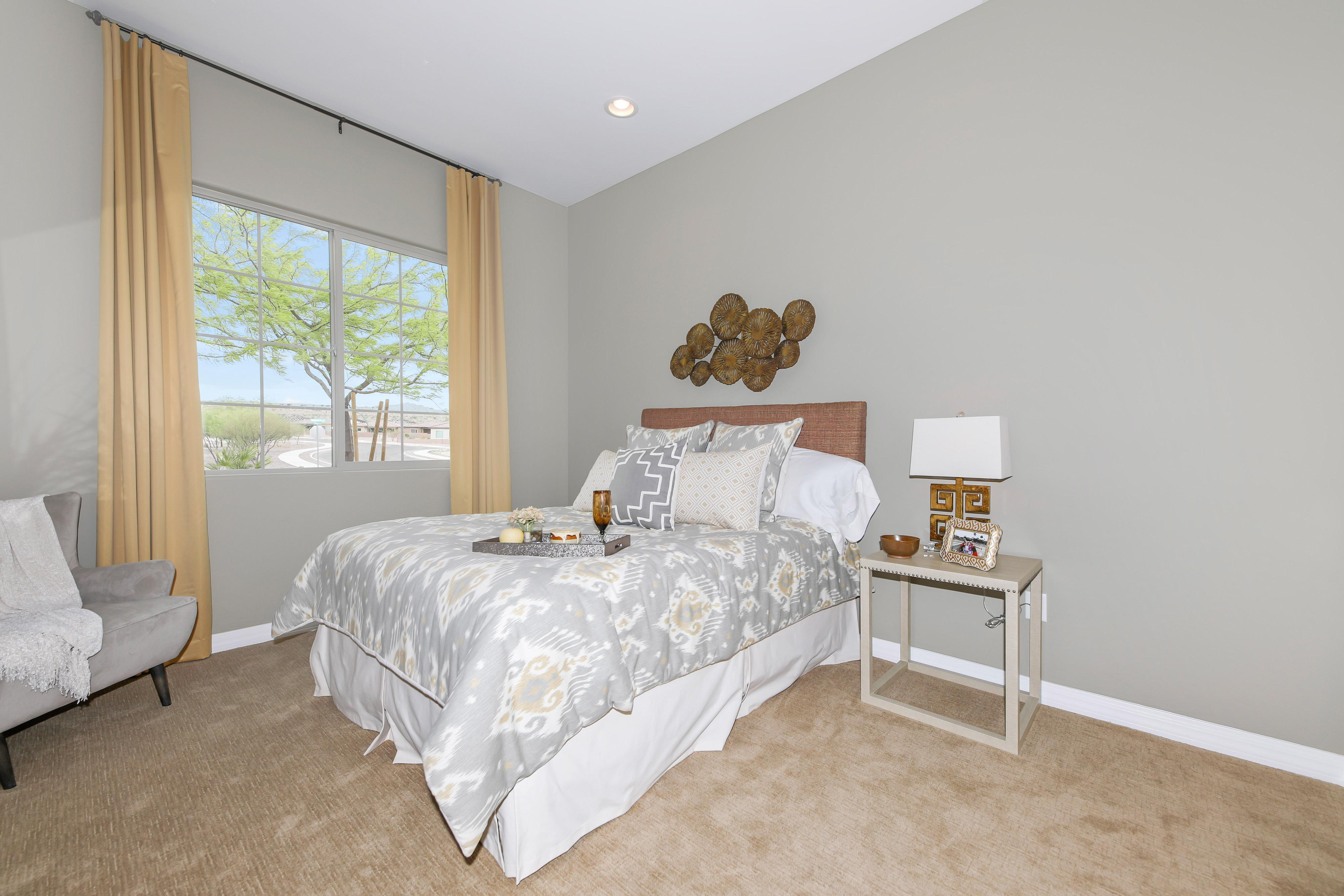 Bedroom featured in the Cimarron By Fairfield Homes in Tucson, AZ