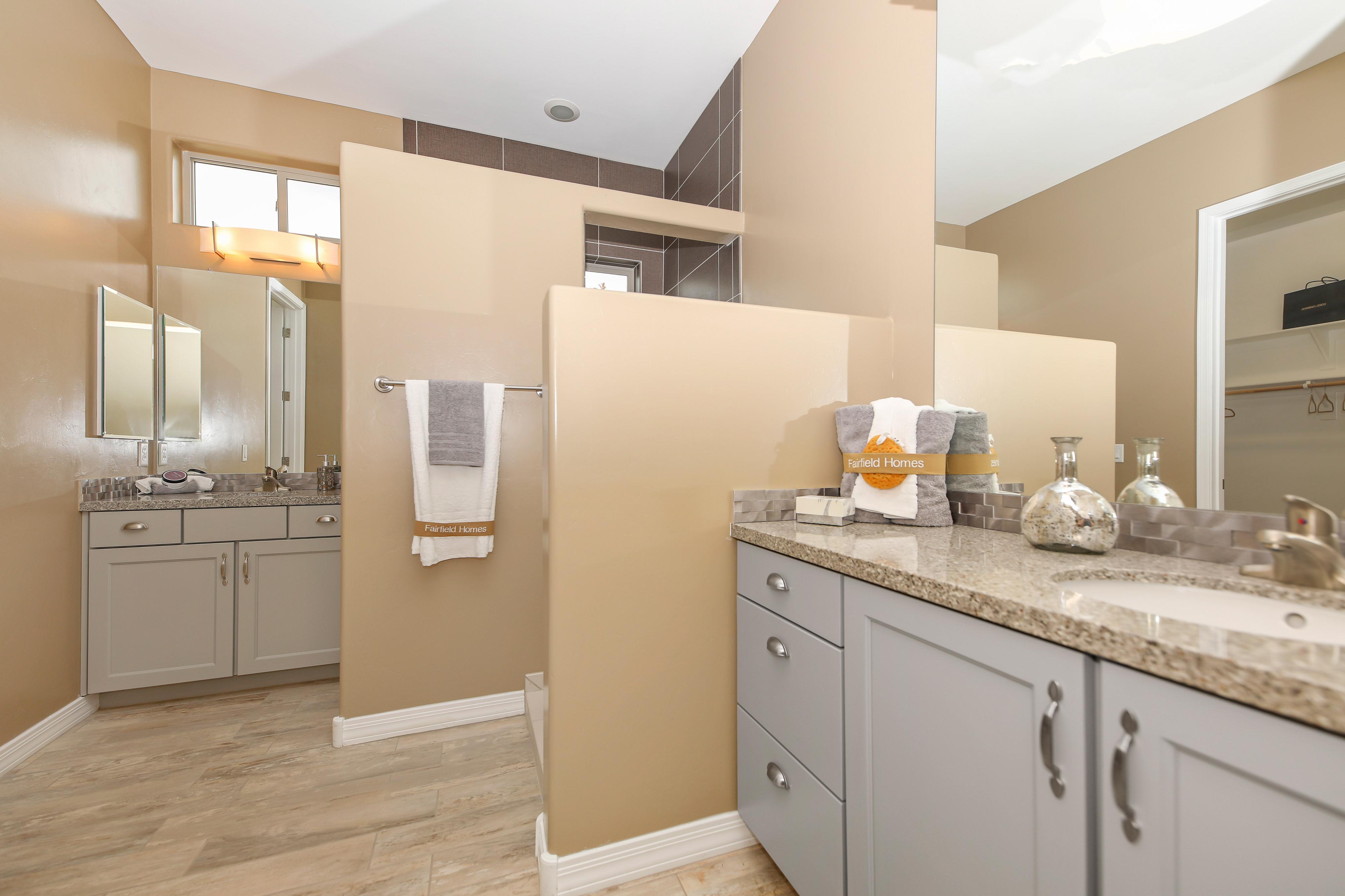 Bathroom featured in the Cimarron By Fairfield Homes in Tucson, AZ