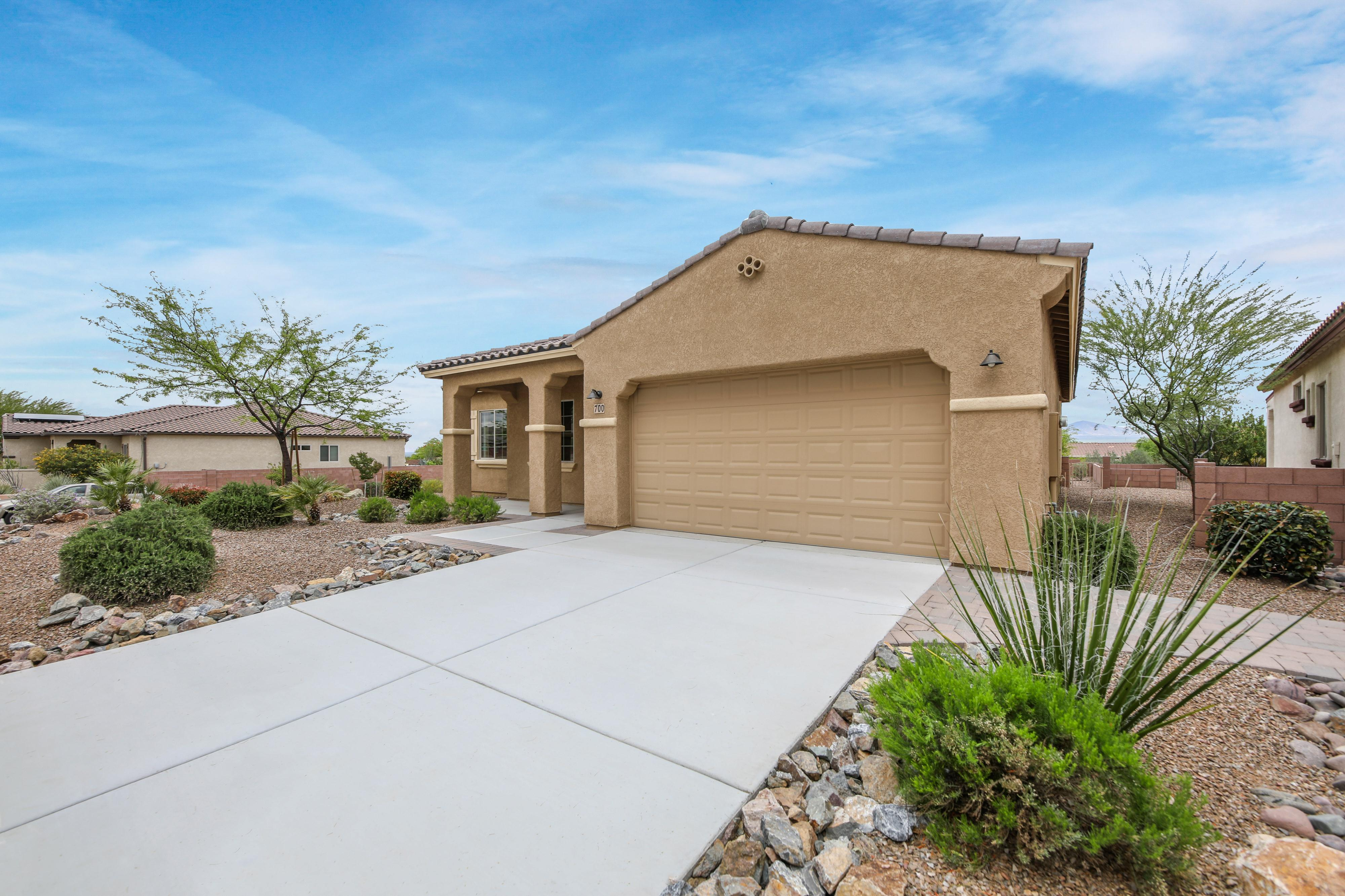 Exterior featured in the Cimarron By Fairfield Homes in Tucson, AZ