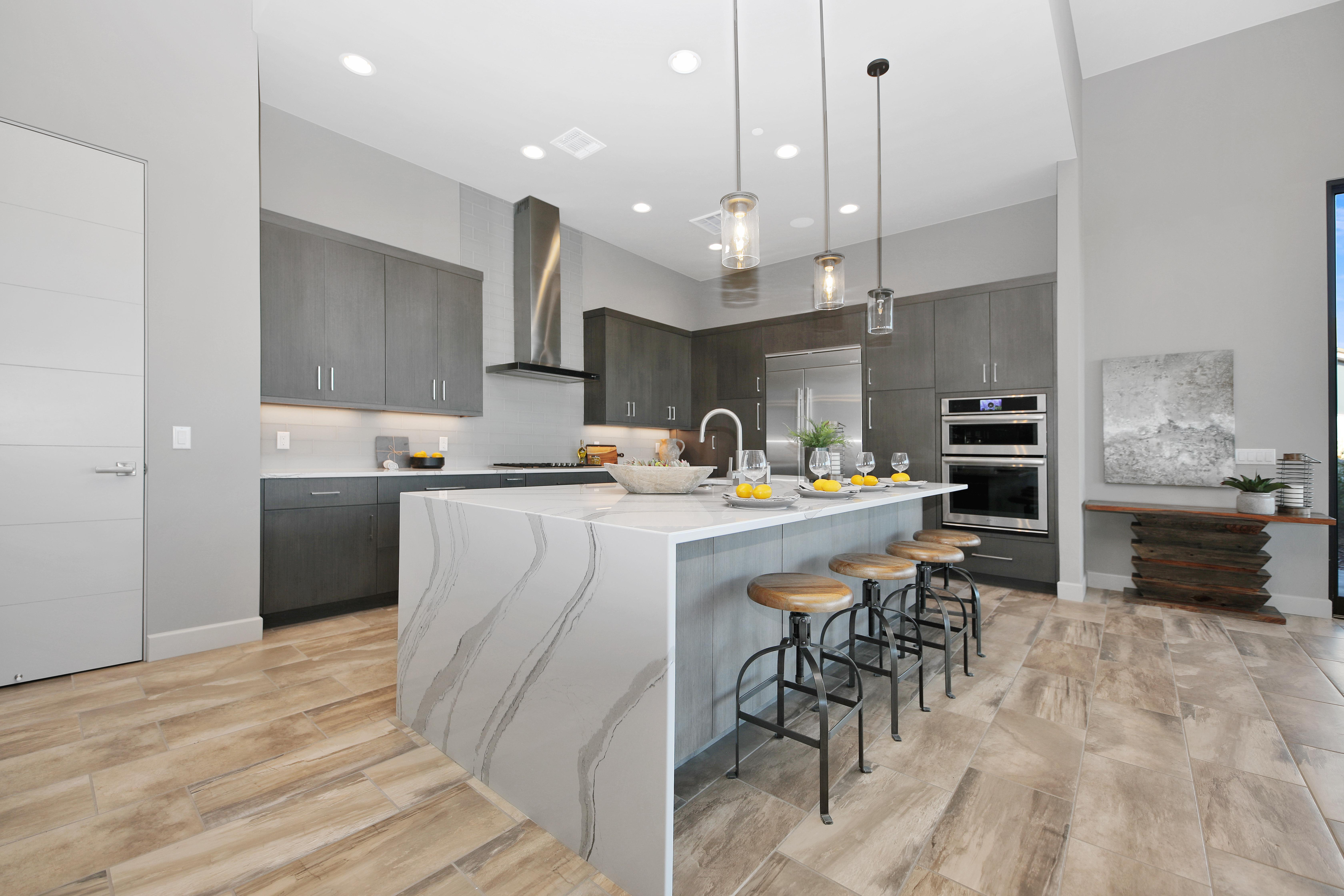 Kitchen featured in the Double Eagle By Fairfield Homes in Tucson, AZ