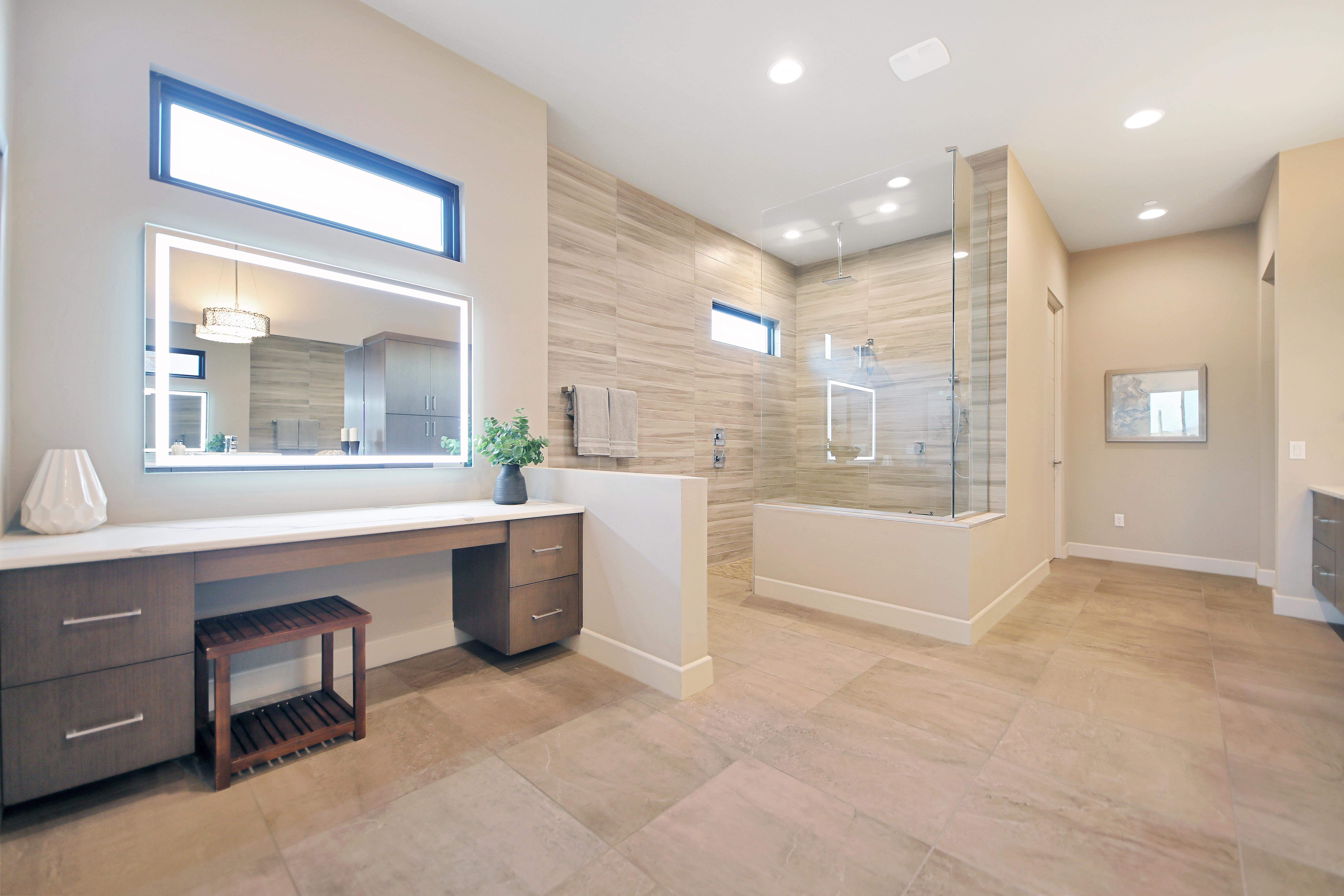Bathroom featured in the Double Eagle By Fairfield Homes in Tucson, AZ