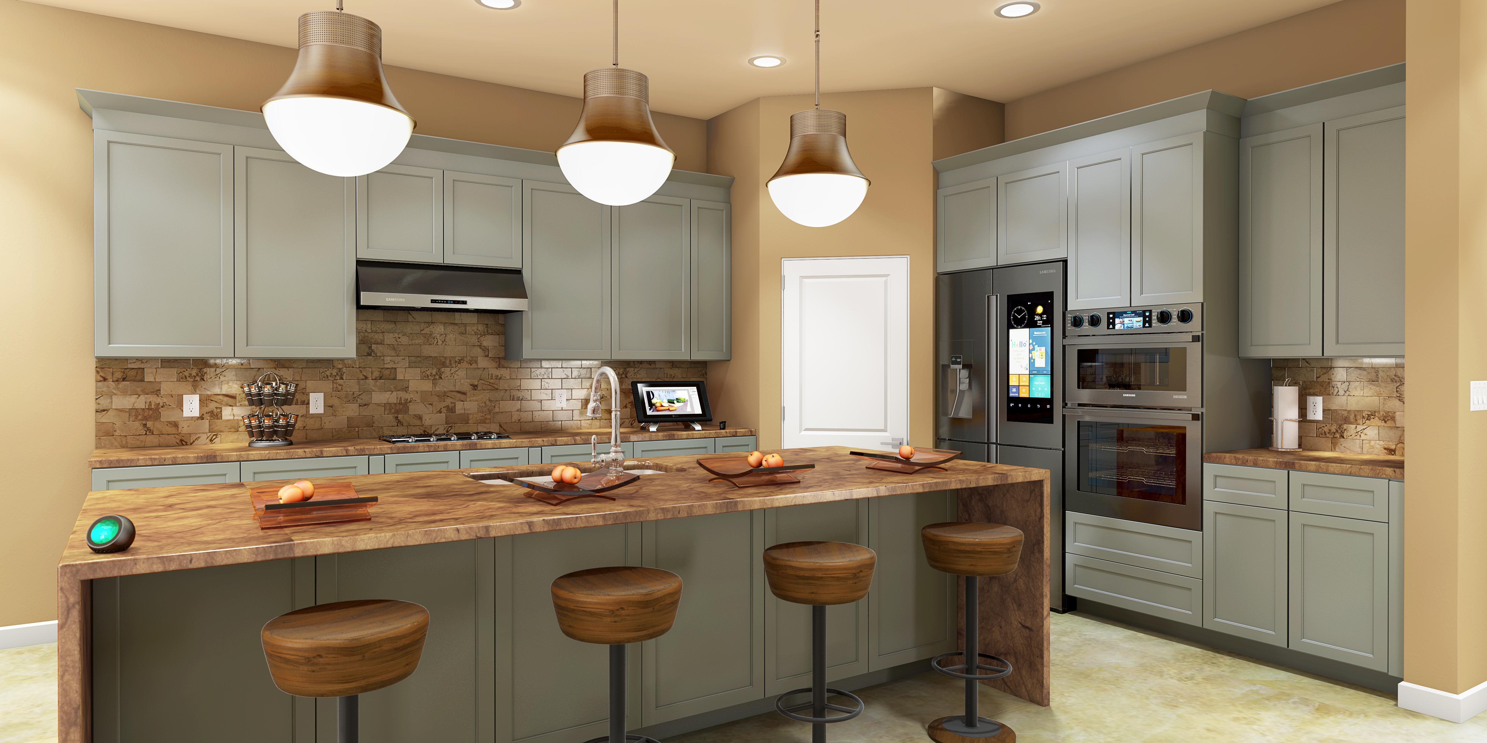 Kitchen featured in the Rosewood By Fairfield Homes in Tucson, AZ