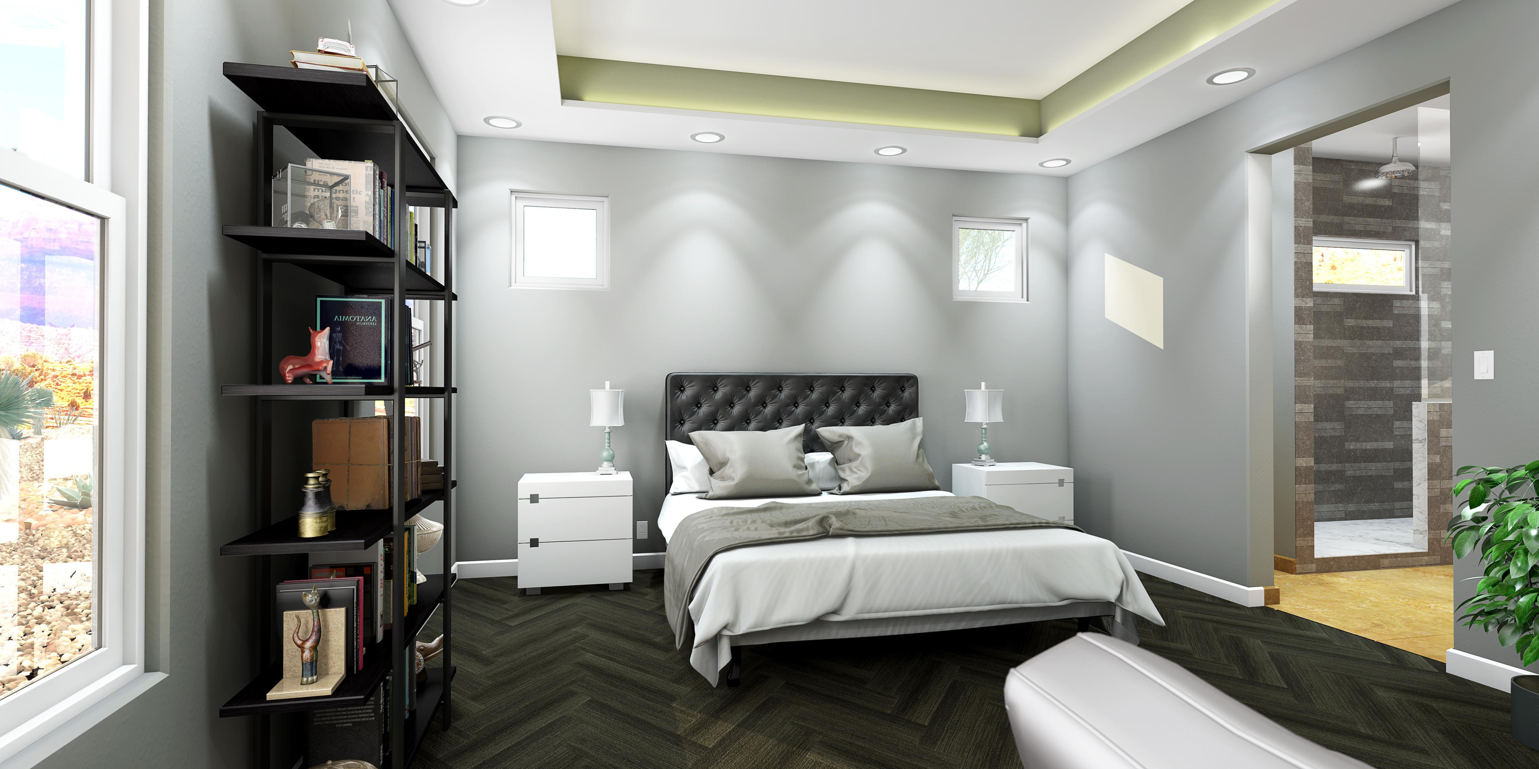 Bedroom featured in the Acacia By Fairfield Homes in Tucson, AZ