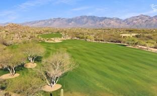The Enclave at Stone Canyon V by Fairfield Homes in Tucson Arizona