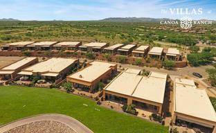 Villas at Canoa Ranch by Fairfield Homes in Tucson Arizona