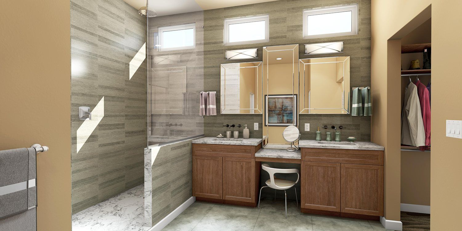 Bathroom featured in the Rosewood E By Fairfield Homes in Tucson, AZ