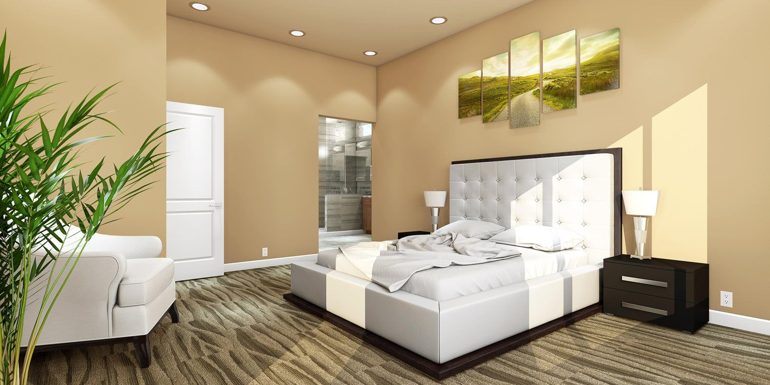 Bedroom featured in the Rosewood E By Fairfield Homes in Tucson, AZ