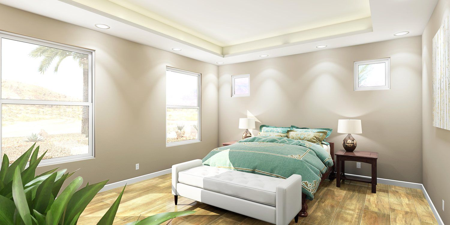 Bedroom featured in the Ocotillo By Fairfield Homes in Tucson, AZ