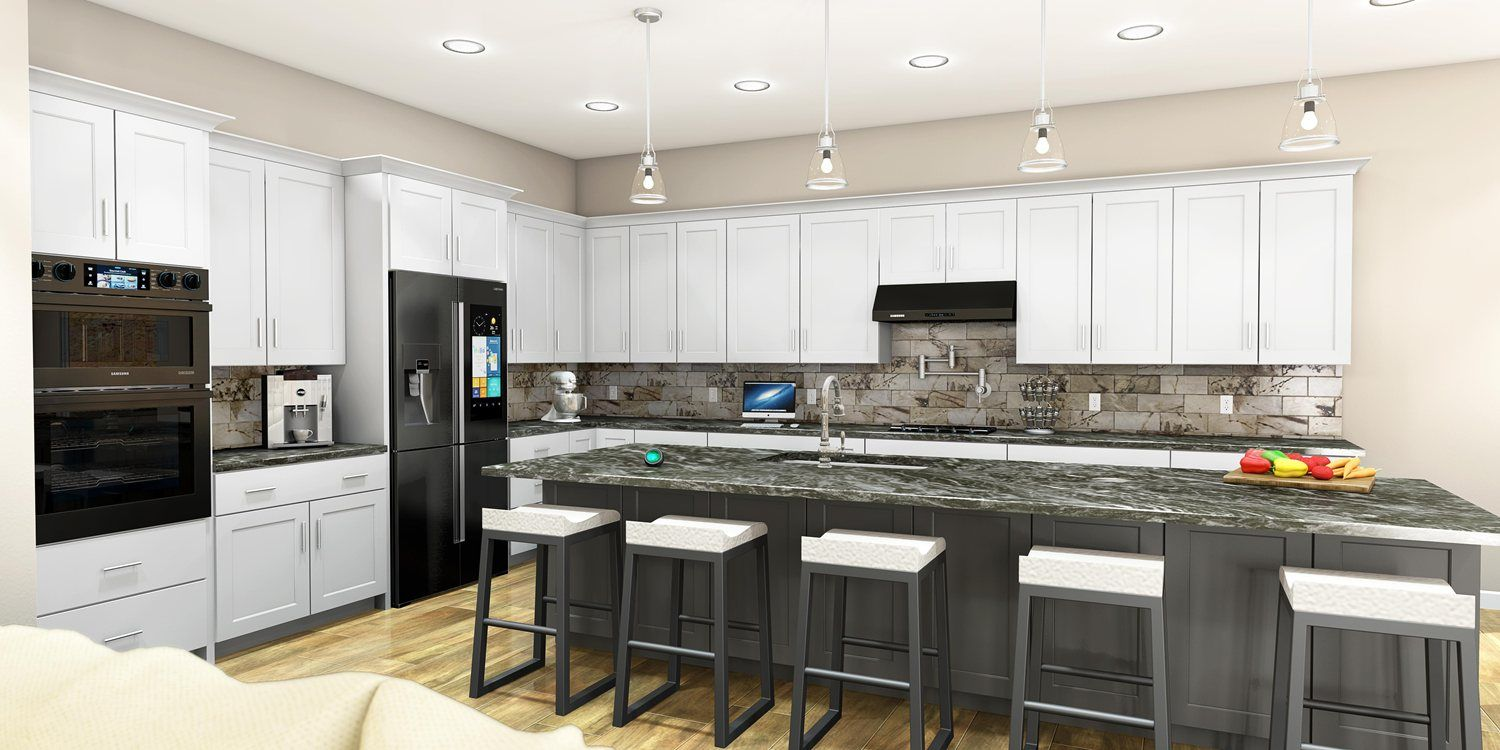 Kitchen featured in the Ocotillo By Fairfield Homes in Tucson, AZ