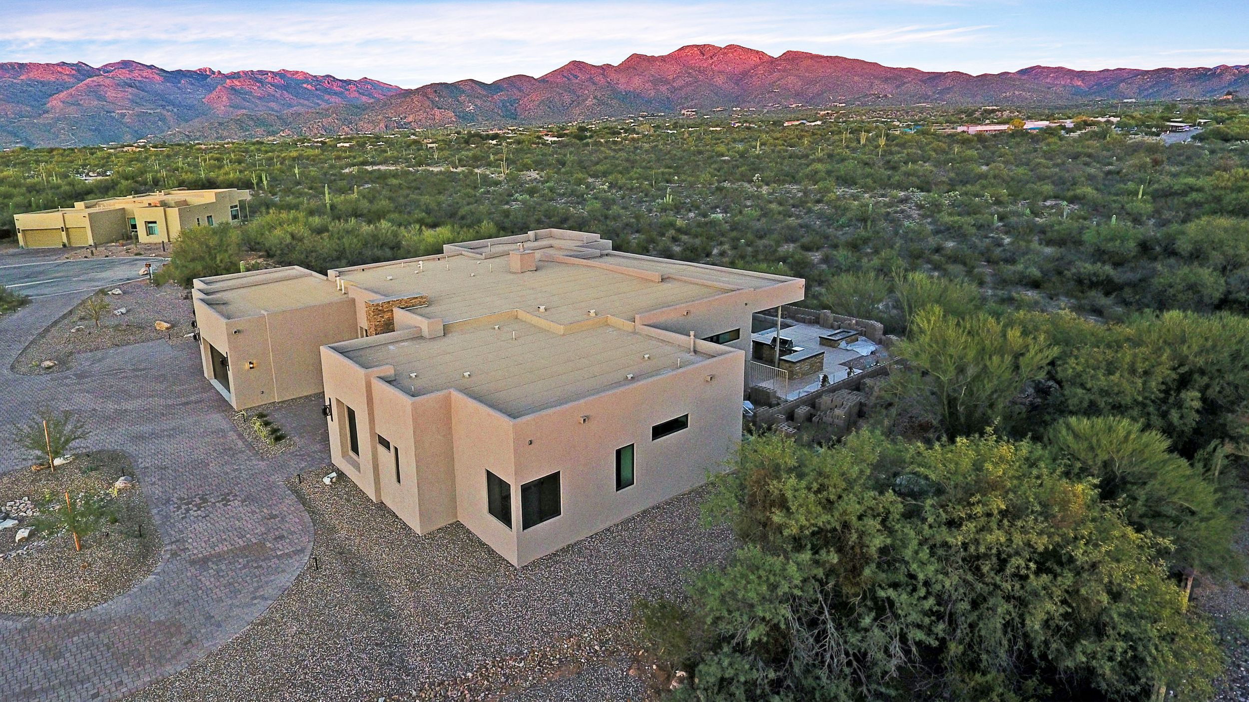 Exterior featured in the 4043 By Fairfield Homes in Tucson, AZ