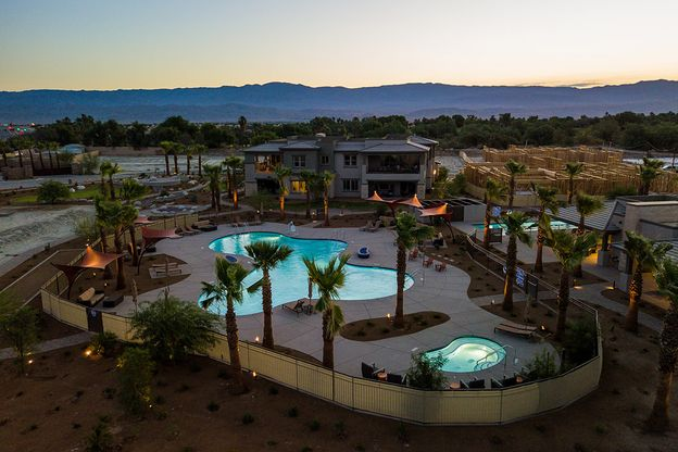 The Retreat at Desert Willow:Pool Area