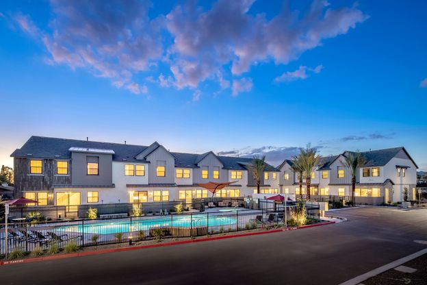 Mulberry Park in Phoenix, AZ :: New Homes by Family