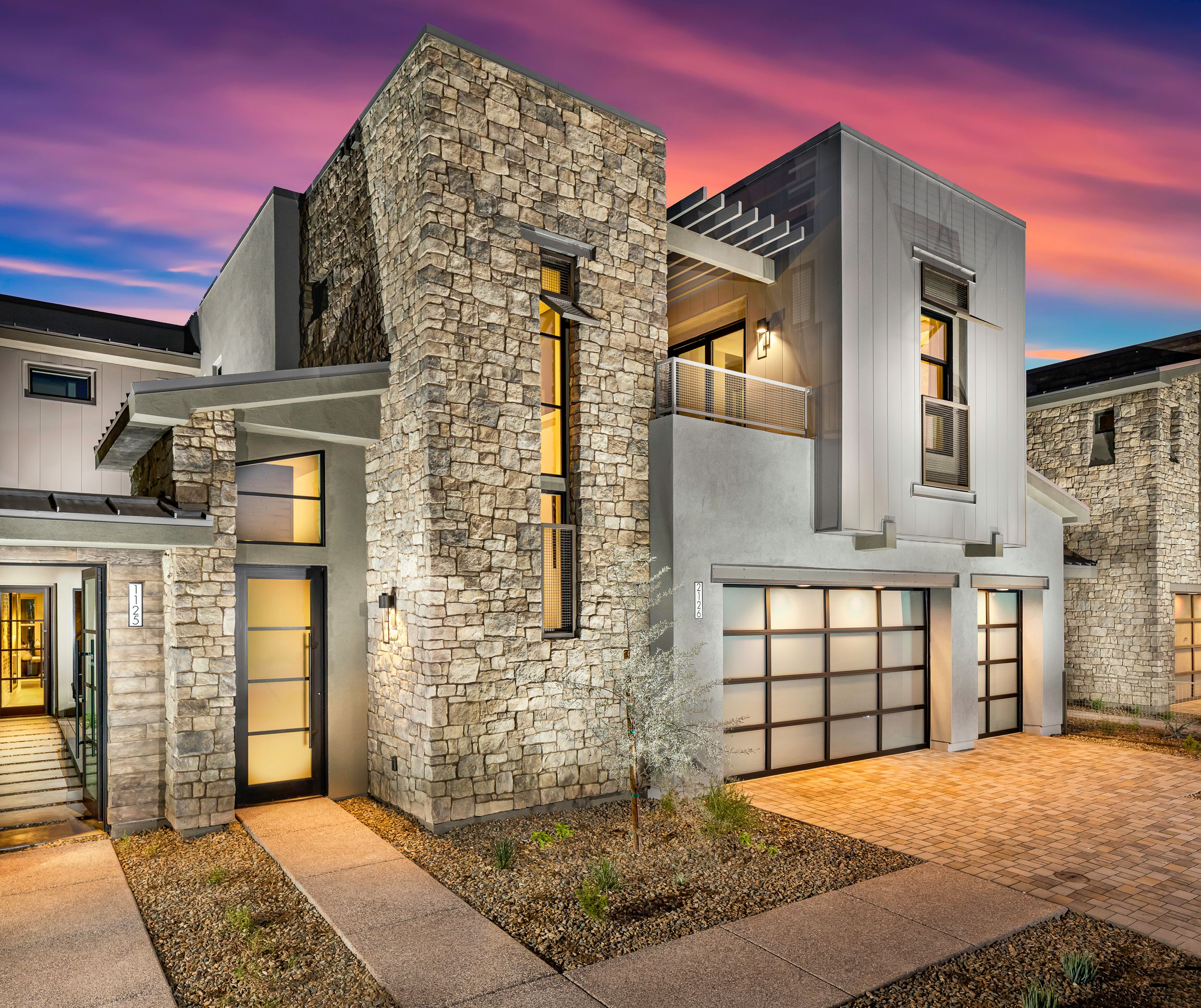 Exterior featured in the Apex By Family Development Group in Phoenix-Mesa, AZ