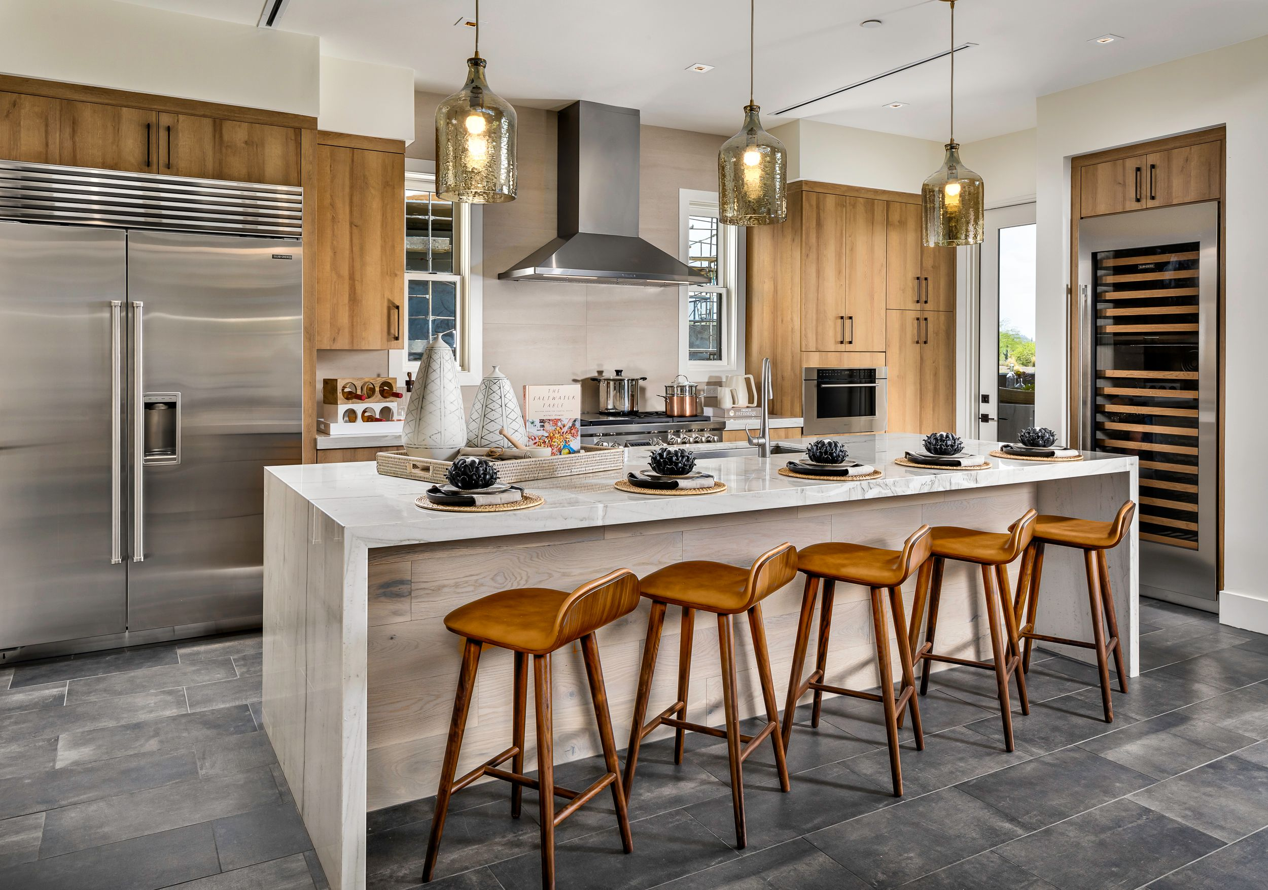 Kitchen featured in the Zenith By Family Development Group in Phoenix-Mesa, AZ