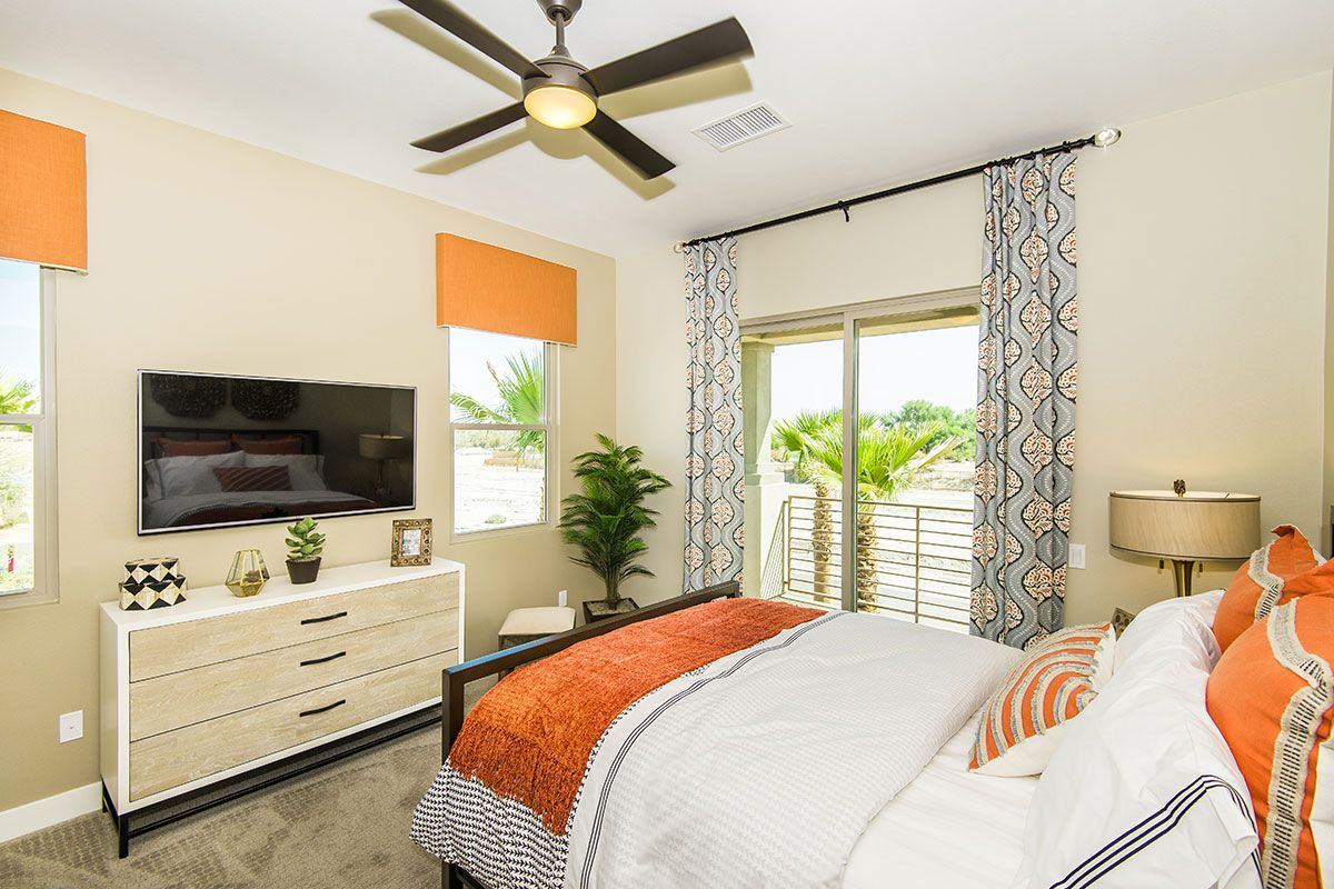 Bedroom featured in the Enclave By Family Development Group in Phoenix-Mesa, AZ