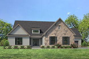 Conway 3 Bedroom - Fienup Farms - Luxury Villas: Chesterfield, Missouri - Fischer & Frichtel